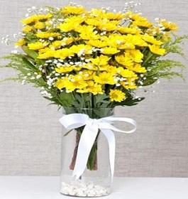 1. vazoda çiçek