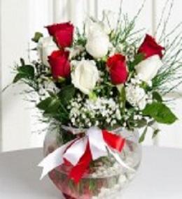 8 no vazoda çiçek