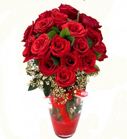 12 no Vazoda Çiçek